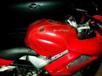 Чехол на бак мотоцикла