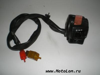 Правый пульт на Honda CB400SF CB400 Super For vtec V-Tec I II сиби 400 1999 г.в.